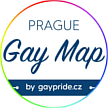 Gay Map by gaypride.cz logo