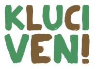 Logo Kluci ven!